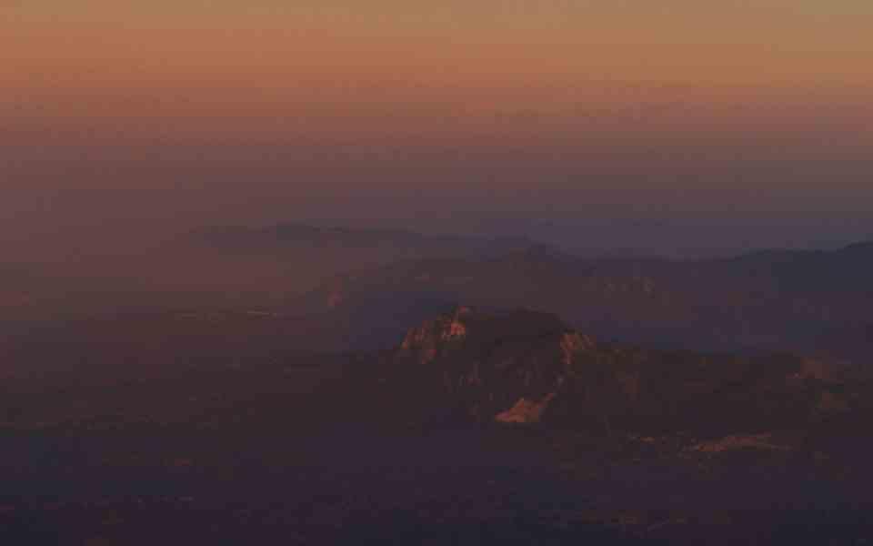 大自然唯美山脉风景桌面壁纸
